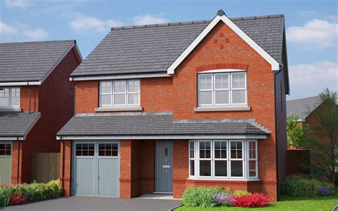 The Wentworth  4 Bed Home In Wrexham  Macbryde Homes