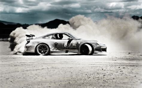 Porsche 911 Gt3 Drift, Hd Cars, 4k Wallpapers, Images