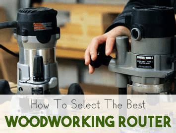 select   woodworking router