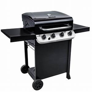 Help For Performance U2122 4 Burner Gas Grill