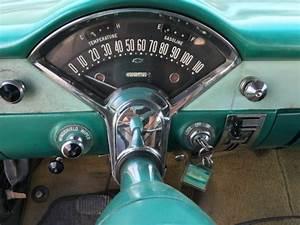 1955 Chevy 210 4 Door Sedan