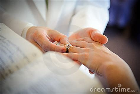 wedding rings exchange royalty free stock images image 19929169