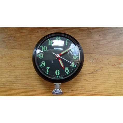 smiths dash rally clock magnetic ark collectables