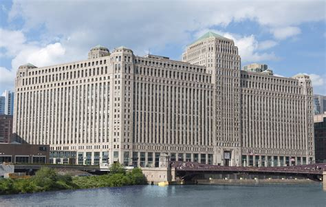 Merchandise Mart Buildings Chicago