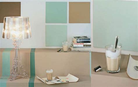 Ideen zur Wandgestaltung mit Farbe, Tapete und vielem mehr