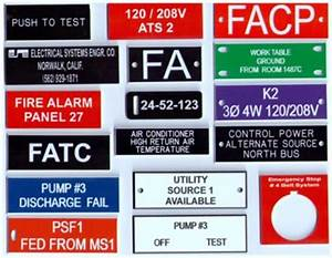 smith instrument company custom electrical control panel With electrical panel nameplates