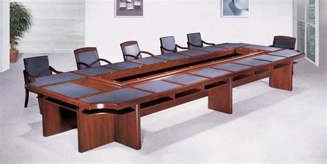 conference room table furniture meeting room table set up efficient enterprise