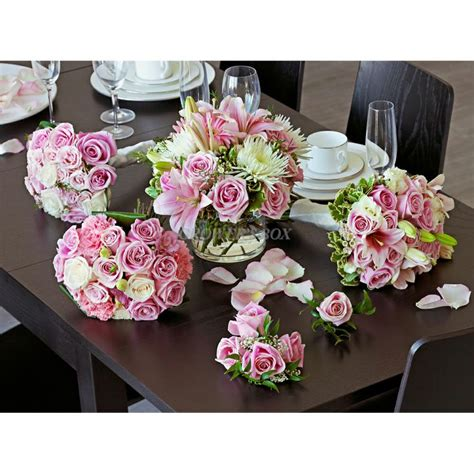 images  arranged wedding flowers  pinterest