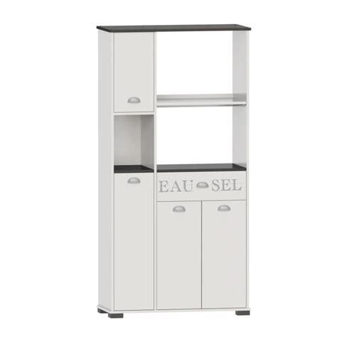 meuble cuisine 3 portes meuble cuisine buffet avec 3 portes et 1 tiroir achat