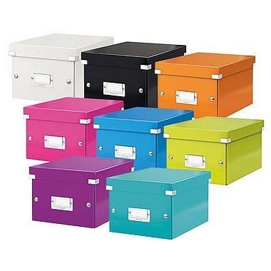 boite rangement bureau boites de rangement pour le bureau az fournitures