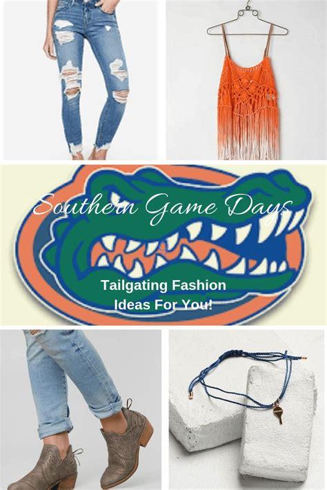 Game Day Gator Fashion & Accessories Ideas ~ Georgias ...