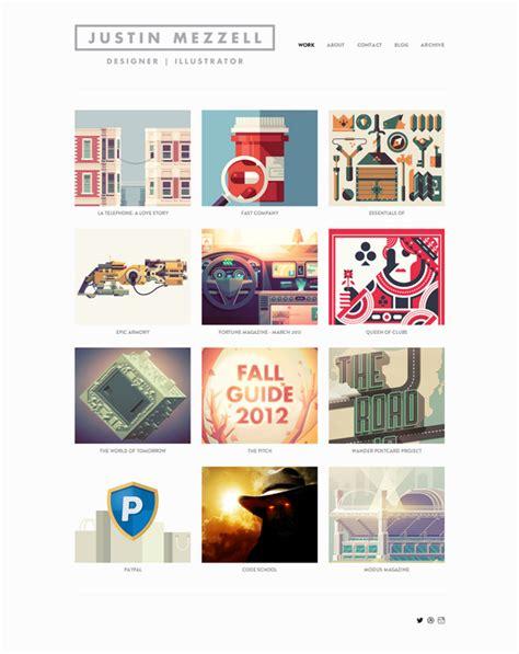 web design portfolio a guide to designing a portfolio website