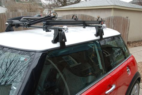 Mini Cooper Roof Or Hitch Rack?- Mtbr.com