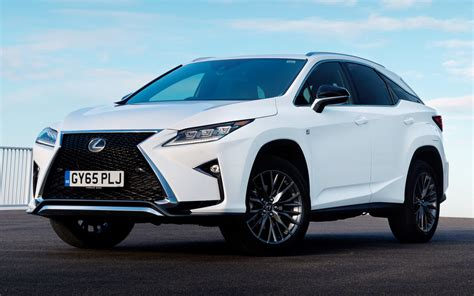 Lexus Rx Wallpapers by 2015 Lexus Rx F Sport Uk Wallpapers And Hd Images