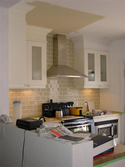 cut ikea kitchen cabinets ikea kitchen in progress drywall bulkhead and trim give 8548