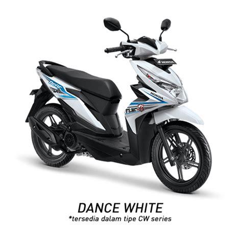 Stiker Motor Beat Warna Biru Muda by Foto 8 Pilihan Warna Honda Beat 2018 Terbaru Tipe Cw Cbs