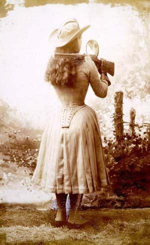 Biographies Women Sharpshooters Lisa History Room