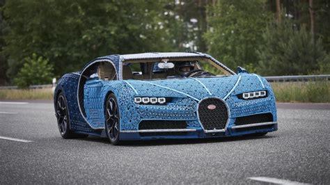 lego bugatti chiron moves top gear