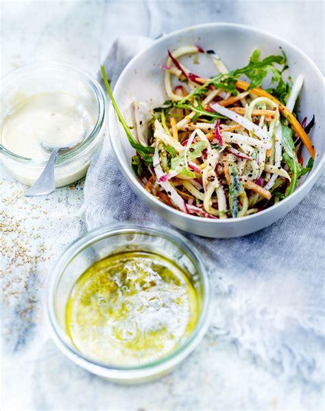 site de recettes cuisine salade sauce tahiné pour 6 personnes recettes à table