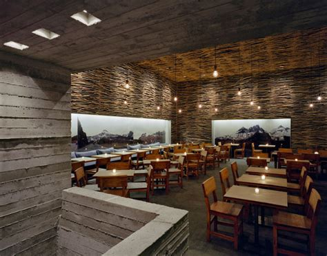 Designer Dining 10 Magnificent Modern Restaurant Designs