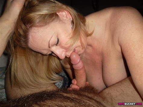 Homemade Sex Pics From This Hot Mature Wife