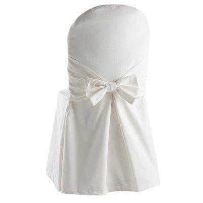 housse de chaise mariage tissu pas cher des housses de chaise pour votre décoration de mariage