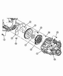 2007 Chrysler Pt Cruiser Clutch Kit  Manual Transmission
