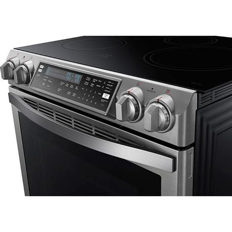 nehws samsung chef collection   induction range