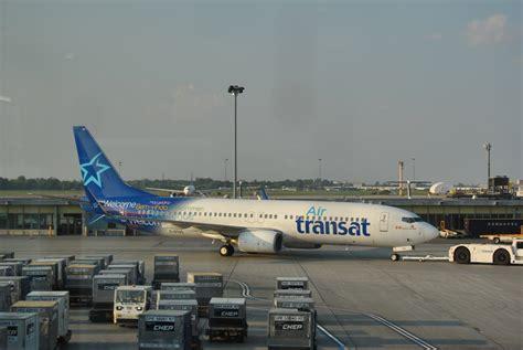 air transat flight schedule avis du vol air canada montreal en economique