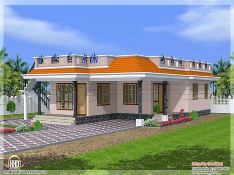 single story exterior house designs  story house