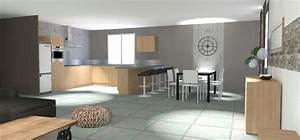 renovation interieur maison renovation pro With modele deco interieur maison