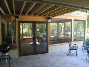 trending now building a screened porch your