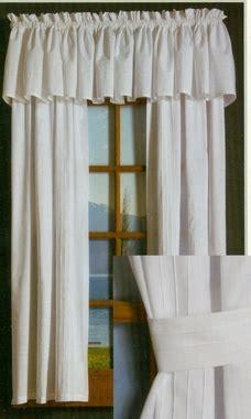 pintuck rod pocket curtain panels thecurtainshopcom