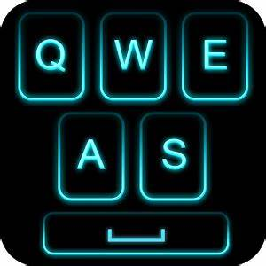 Download Neon Keyboard for PC
