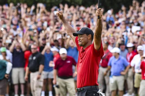 Masters 2019: If Tiger Woods wins his fifth green jacket ...