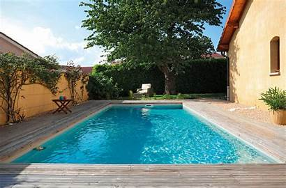 Pool Pools Garten Referenzen Swimmingpool Bildgalerie Desjoyaux
