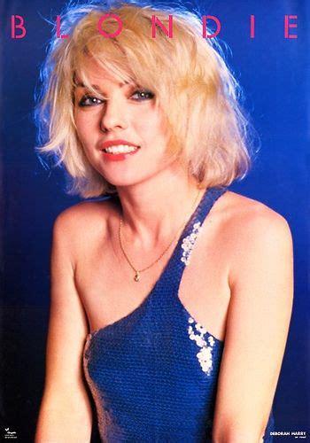 Debbie Harry Exclusive Poster Makeup