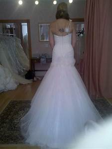 can you bustle a tulle skirt weddingbee With bustle tulle wedding dress