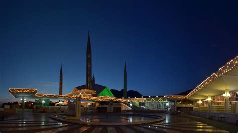 Faisal Mosque Hd Images by Faisal Mosque Desktop Backgrounds