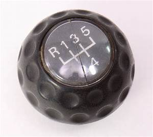 Golf Ball 5spd Shift Shifter Knob 75
