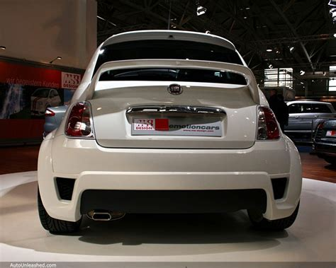 Fiat 500 Abarth Tune by View Of Fiat 500 Photos Features And Tuning