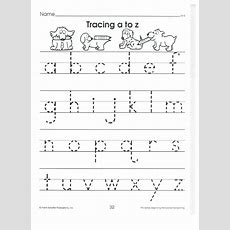 English Print Abc A To Z Lower Case 001  English 4 Me 2