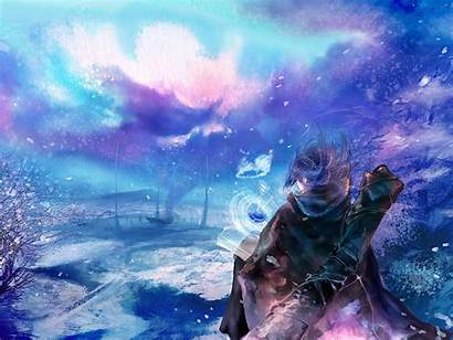 Anime Magic Wallpapers Desktop Conducted Backgrounds Mobile