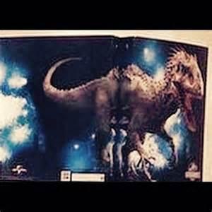 Jurassic World Dinosaur Hybrid