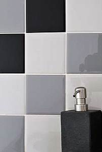 revetement mural salle de bain adhesif nouveaux modeles With carrelage adhesif salle de bain avec canape convertible led