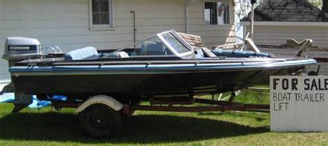Boat Mechanic Edmonton by 1985 Baja Sunsport For Sale From Seba Alberta
