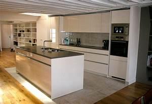 revgercom parquet ou carrelage dans cuisine idee With parquet dans la cuisine