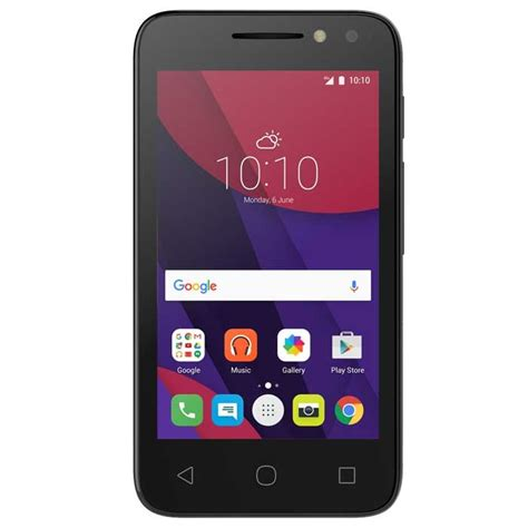 celular alcatel pixi 4 4 ds 3g negro alkosto tienda