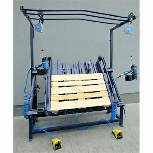 PALLET ASSEMBLY TABLE, WoodBusinessPortal com