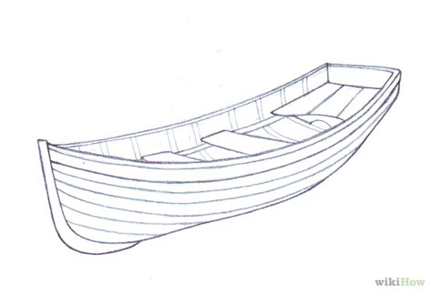 Boat Drawing Outline by Boat Outline Cliparts Co